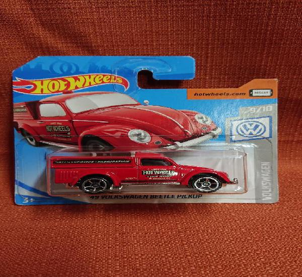 Mattel hot wheels nuevo en blister escala 1:64 49 volkswagen