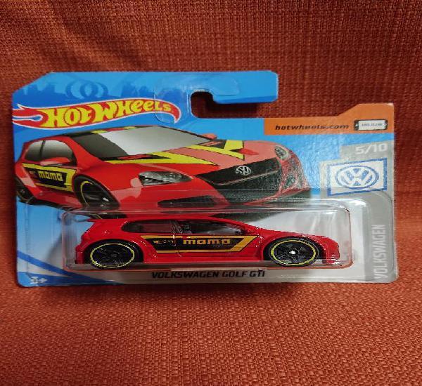 Mattel hot wheels nuevo en blister escala 1:64 volkswagen