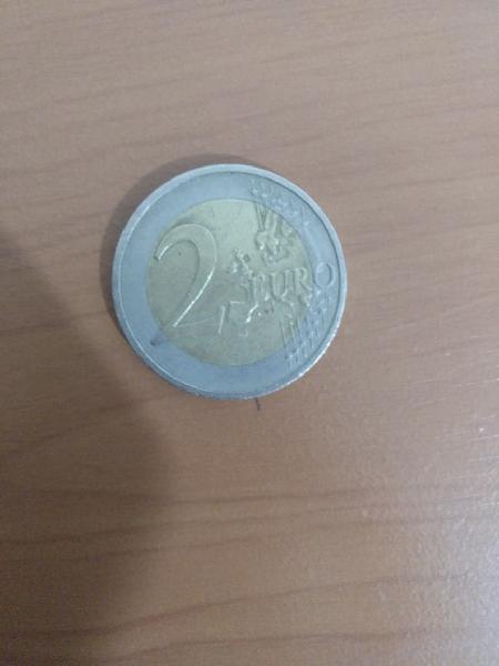 Moneda 2€ conmemorativa