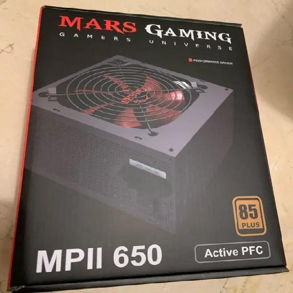 Mars gaming mp ii 650w
