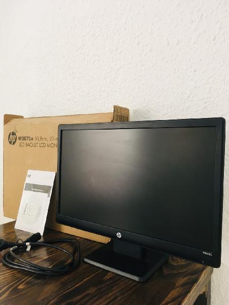Monitor pantalla HP W2072 - 20 pulgadas