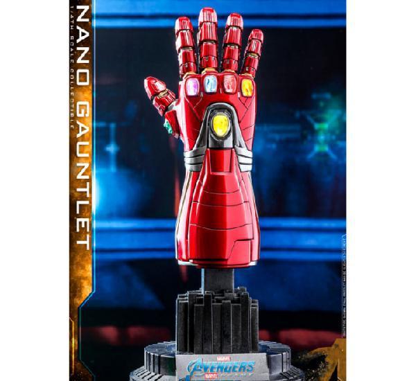 Nano gauntlet 1/4 avengers endgame hot toys