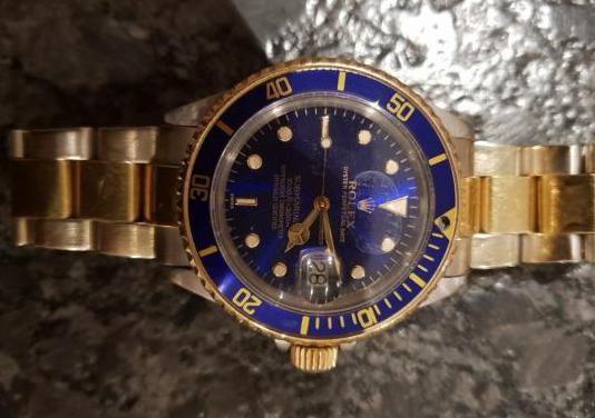 Oro roto reloj de oro viejo de 18 quilates de oro