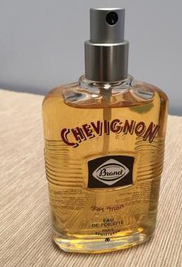 Perfume vintage chevignon brand hombre 100 mls