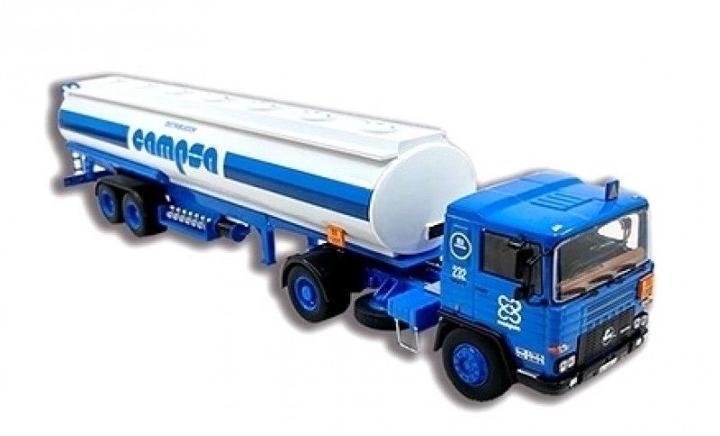 Pegaso 1231t campsa bocanegra 1:43 ixo salvat diecast camion