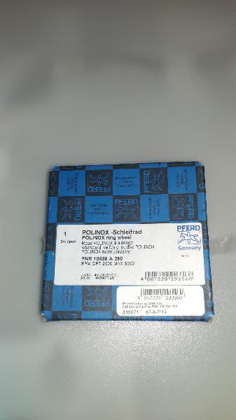 Pferd abanico núcleo polinox pnr 10035 a 280