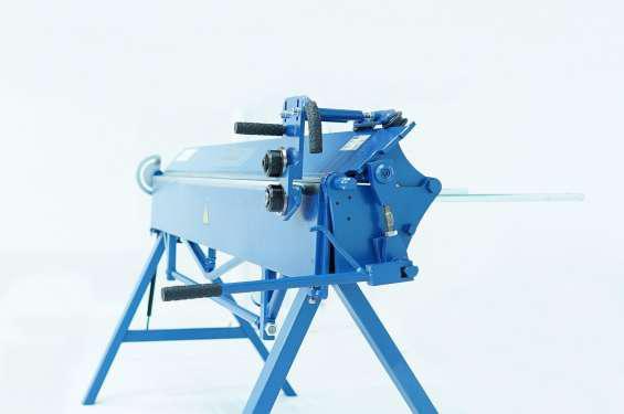 Plegadoras manual maquinas de taller para hojalata y chapa