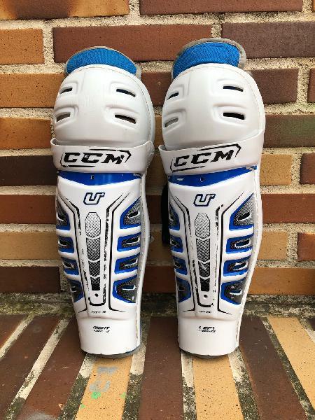 Protecciones hockey hielo