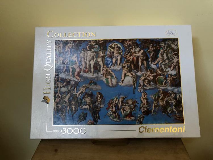 Puzzle clementoni 3000 piezas