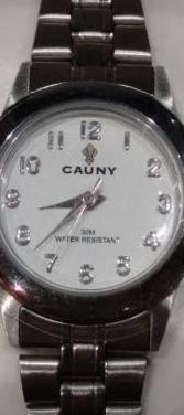 Reloj cauny pulsera señora acero inoxidable