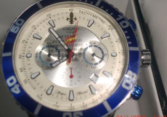 Reloj pulsera (caballero) marca/modelo: cauny pri