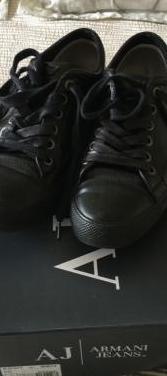Zapatillas armani jeans 【 REBAJAS Mayo 】 | Clasf