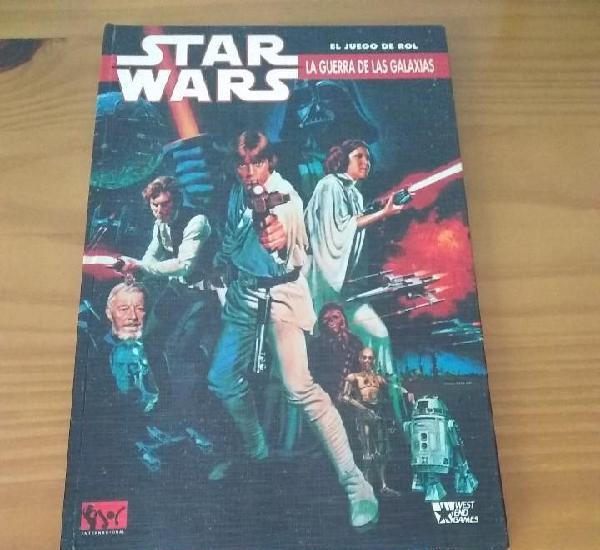 Star wars el juego de rol joc 401 primera edición