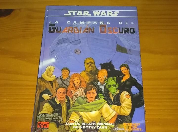 Star wars el juego de rol la campaña del guardián oscuro