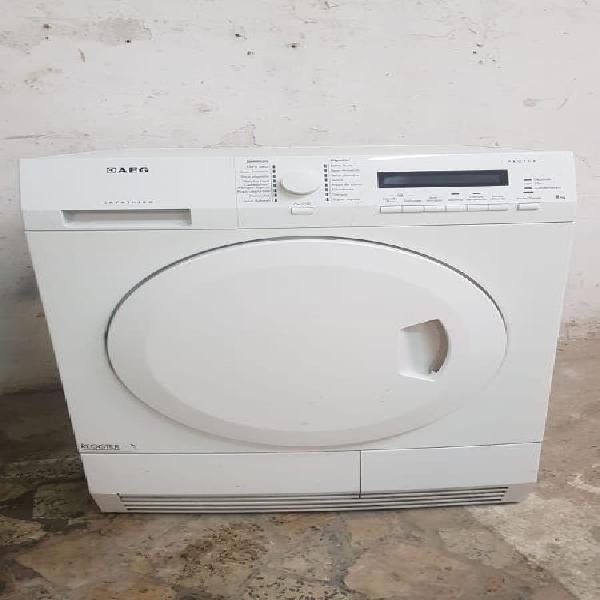 Secadora aeg 8kg