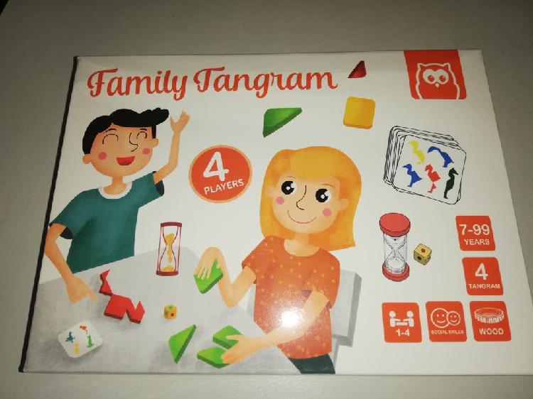 Tangram family