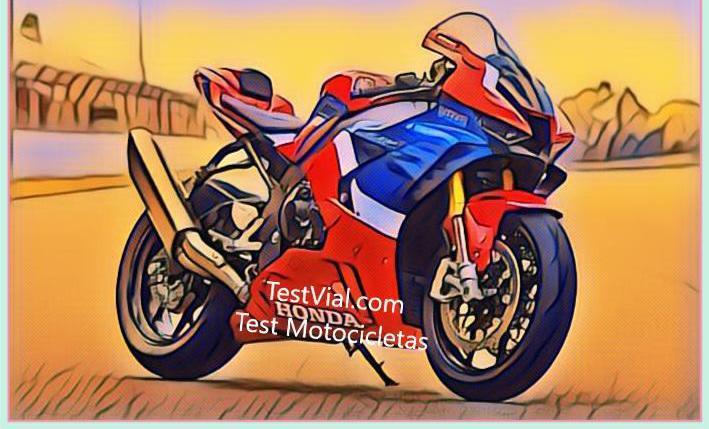 Test de la dgt de la clase motocicletas.