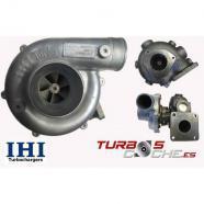 Turbo nuevo original ihi para motor marino yanmar tipo