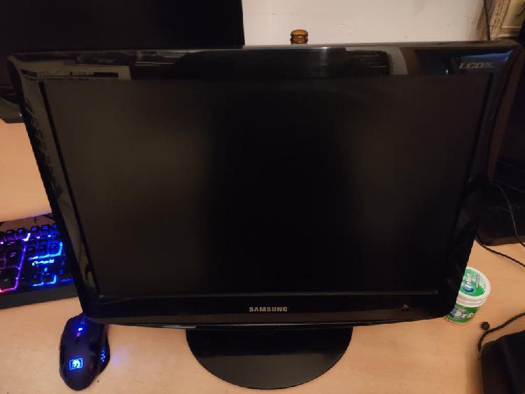 Televisión / monitor samsung 2032mw