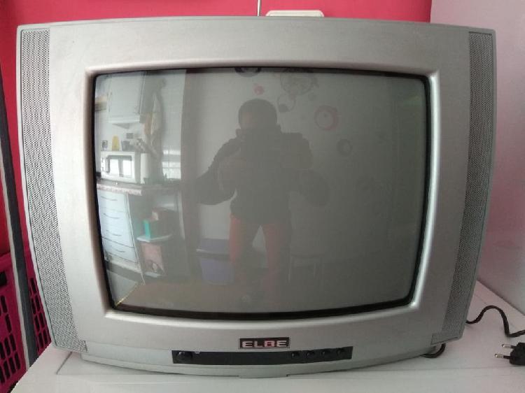 Televisor elbe 14 pulgadas y mando