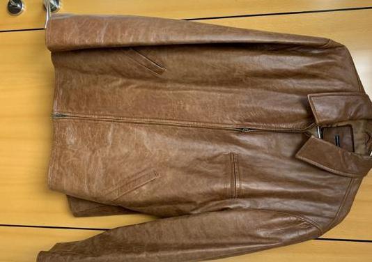 Chaqueta piel hombre aberren leather talla xl