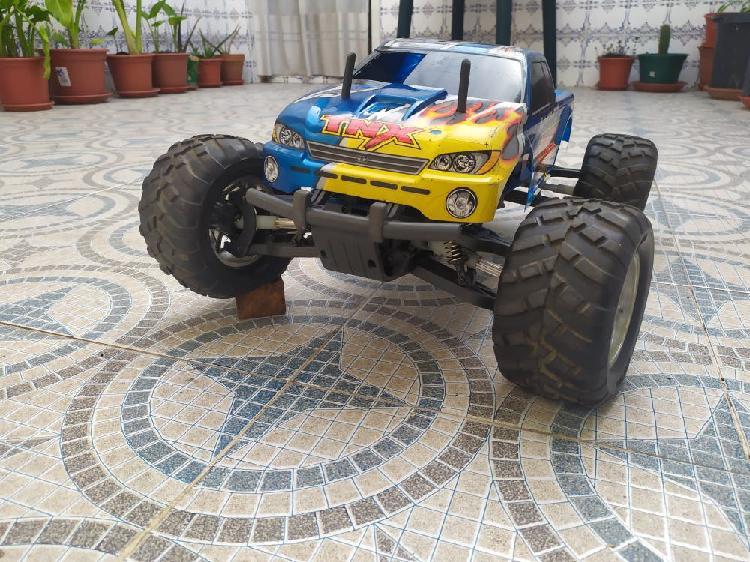 Coche rc monster truck nitro