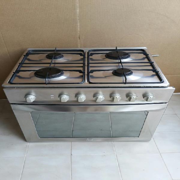 Horno + cocina a gas
