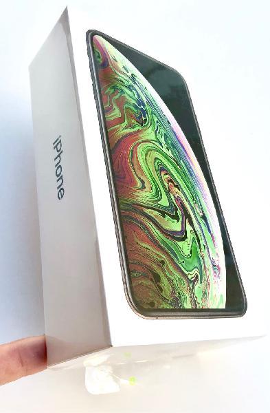 Iphone xs max 64gb · precintado a estrenar