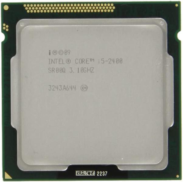 Intel core i5 2400 a 3,10ghz