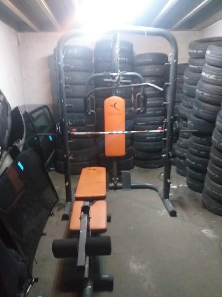 Máquina multifunción domyos bm900