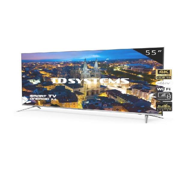 Nbsp;smart tv 55 pulgadas 4k uhd android 9.0