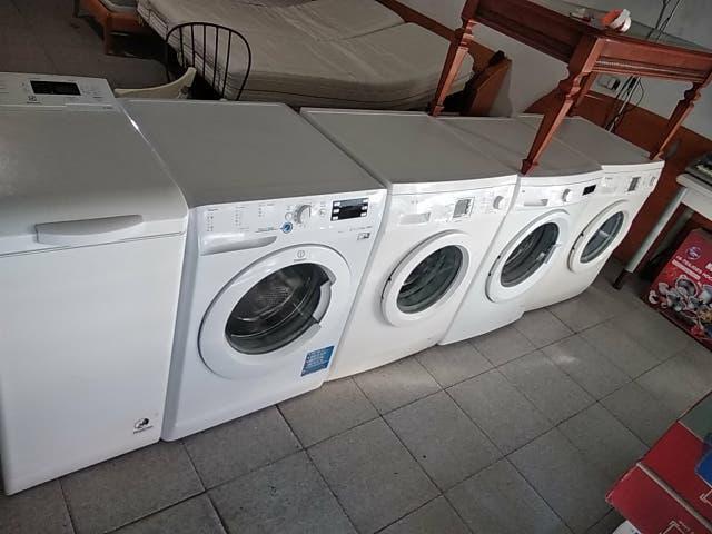 Neveras lavadoras de segunda mano