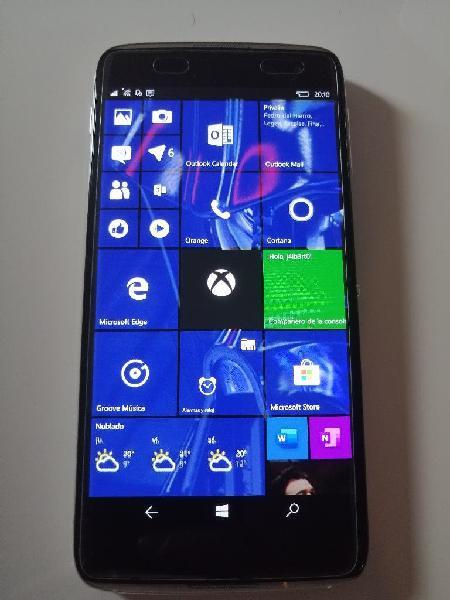 Smartphone windows 10 phone