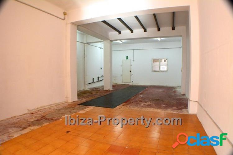 ALQUILER - Local comercial en Ibiza 2