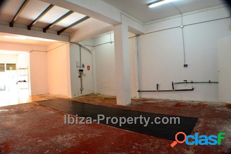 ALQUILER - Local comercial en Ibiza 3