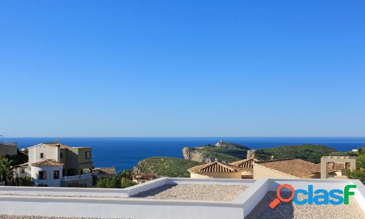 Precioso chalet moderno con vista al mar en costa blanca alicante gv5100a
