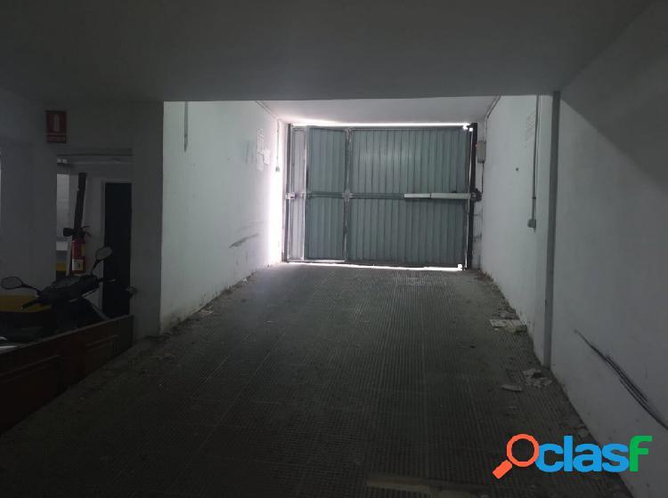 Plaza de garaje doble - chiclana de la frontera.