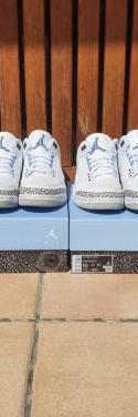 Nike jordan 3 retro unc