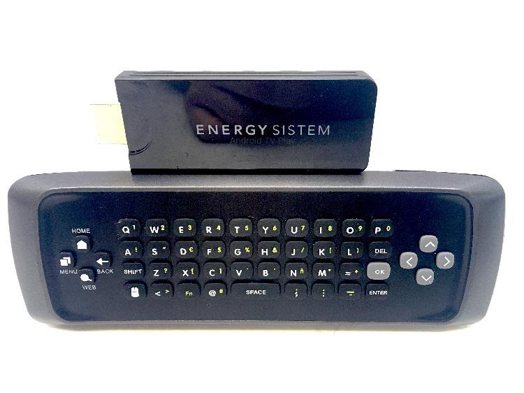 Reproductor internet energy sistem tv play - tv box