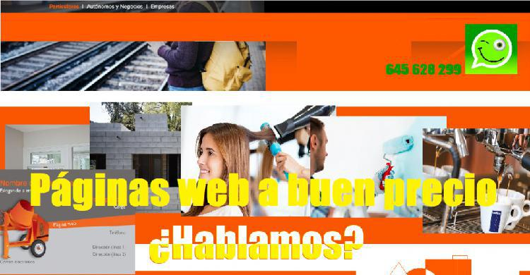 Diseño de página web