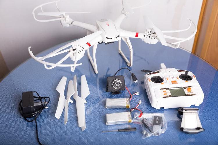 Dron mjx x101 con cámaras integrada