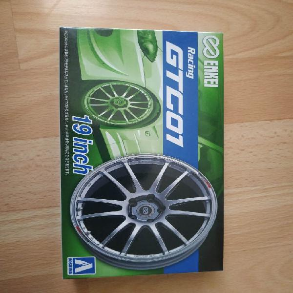 ENKEI RACING GTC01 - Llantas 1/24