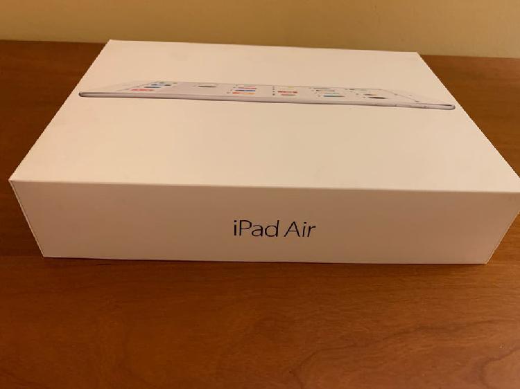 Ipad air 32 gb silver wifi + 4g
