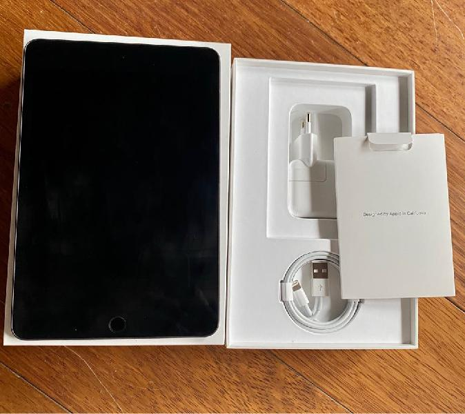 Ipad mini 2019, 128gb wifi + funda smartcover
