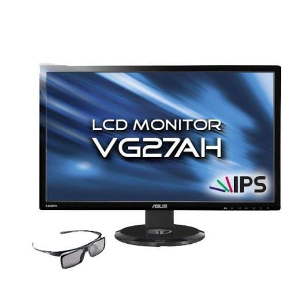 Monitor asus vg27ah 3d full hd. 27 pulgadas.