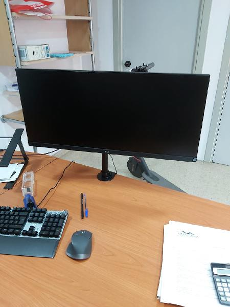 Monitor panoramico 29 lg29wk500 con soporte mesa
