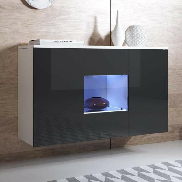Mueble aparador moderno flotante salón comedor