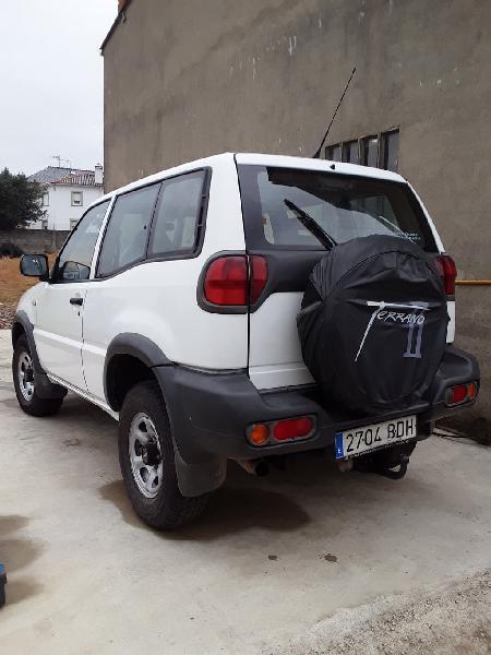 Nissan terrano ii 2.7 td 100