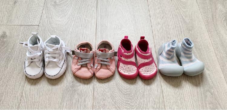 Pack 41: 4 pares de zapatos
