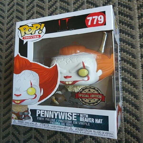 Pennywise with beaver hat 779 special edition